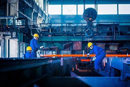 Sites industriels et chantiers
