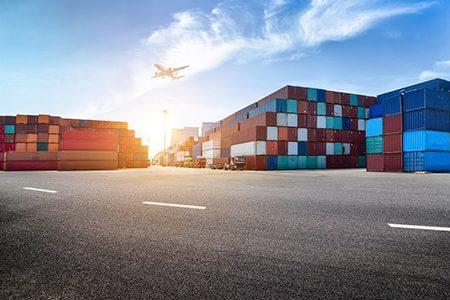 Sites de transport et de logistique